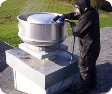 Redmond hood cleaning